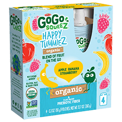 Click here to purchase Happy TummieZ Organic Apple Banana Strawberry