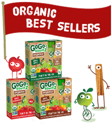 Image of Organic Best Sellers 12-Pouch Sampler Packaging