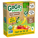 Organic AppleBanana [ggs-001615.jpg] - Click for More Information