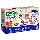YogurtZ 10 Pouch Variety [ggs-040664.jpg] - Click for More Information