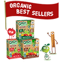 Organic Best Sellers 12-Pouch Sampler [ggs-vpobs12.jpg] - Click for More Information